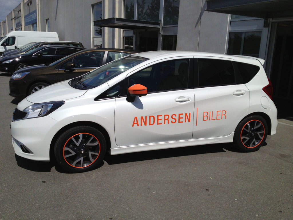 Galleri med Nissan og Alloygators