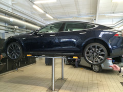 Galleri med Tesla og Alloygators