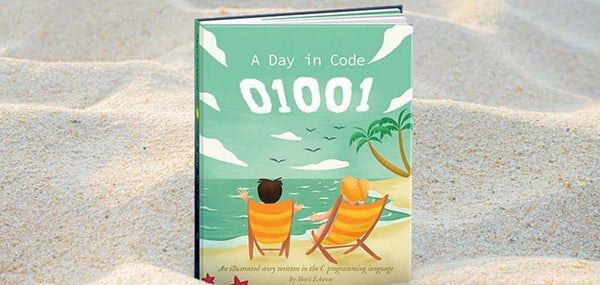 Coding Books for Kids: A Day In Code