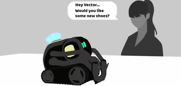 Hey Vector! Voice Commands for Vector, the helpful home robot