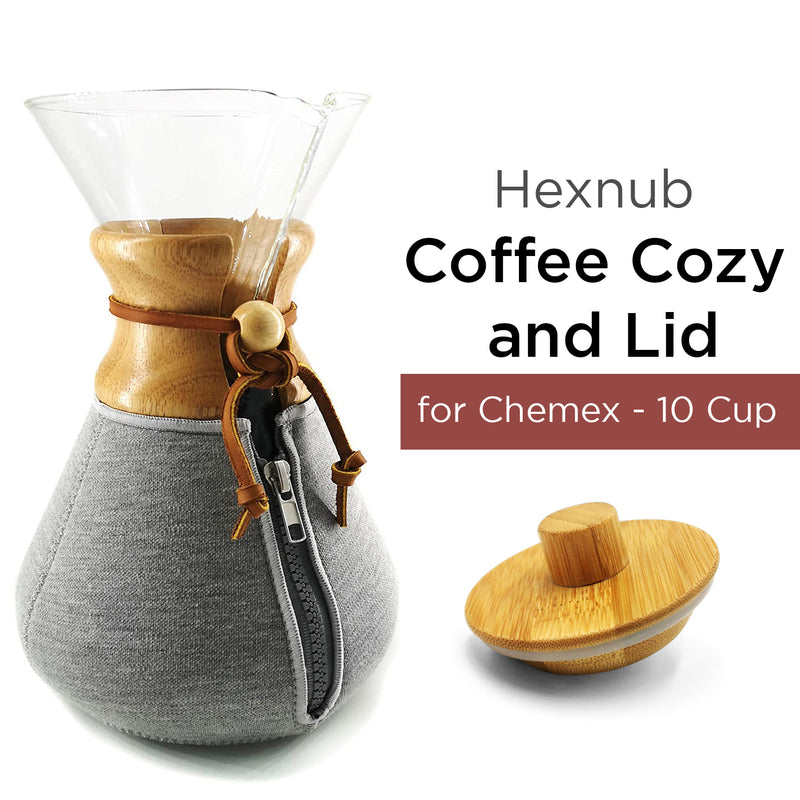 HEXNUB Chemex Cozy with Lid
