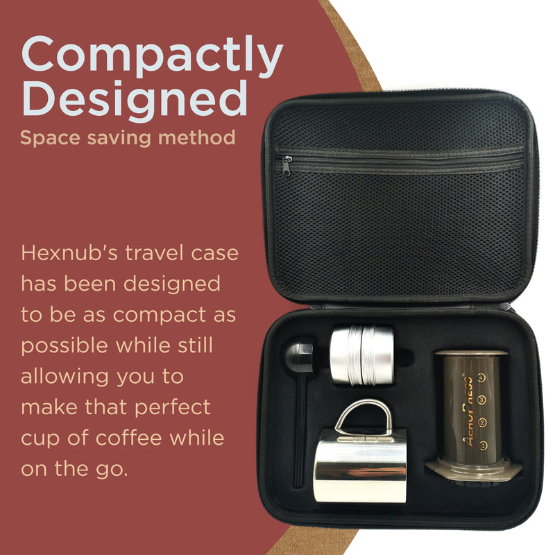 Aeropress Case compact for travelling
