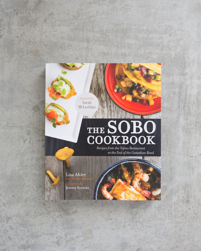 The Sobo Cookbook by Lisa Ahier