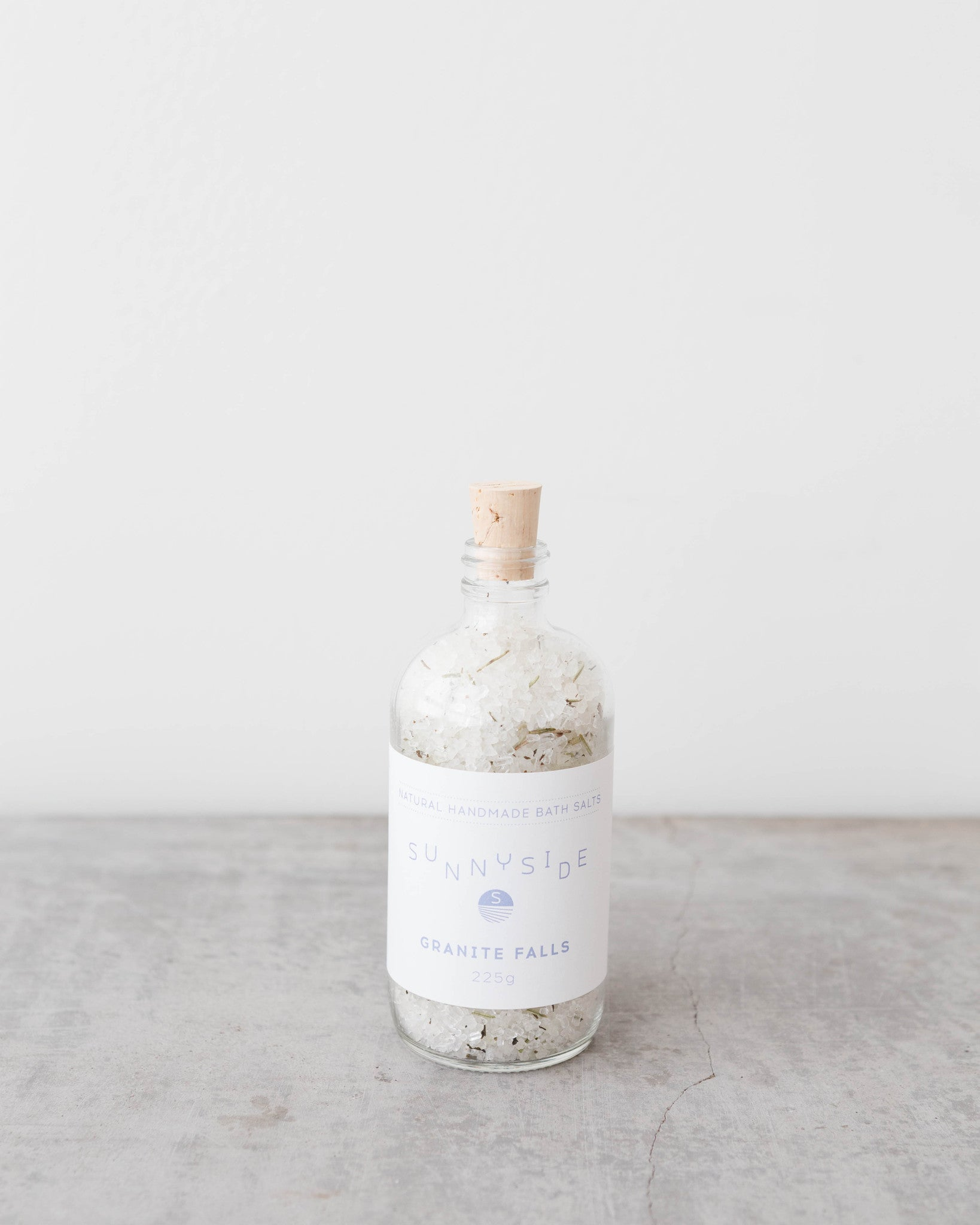 granite falls bath salts by sunnyside