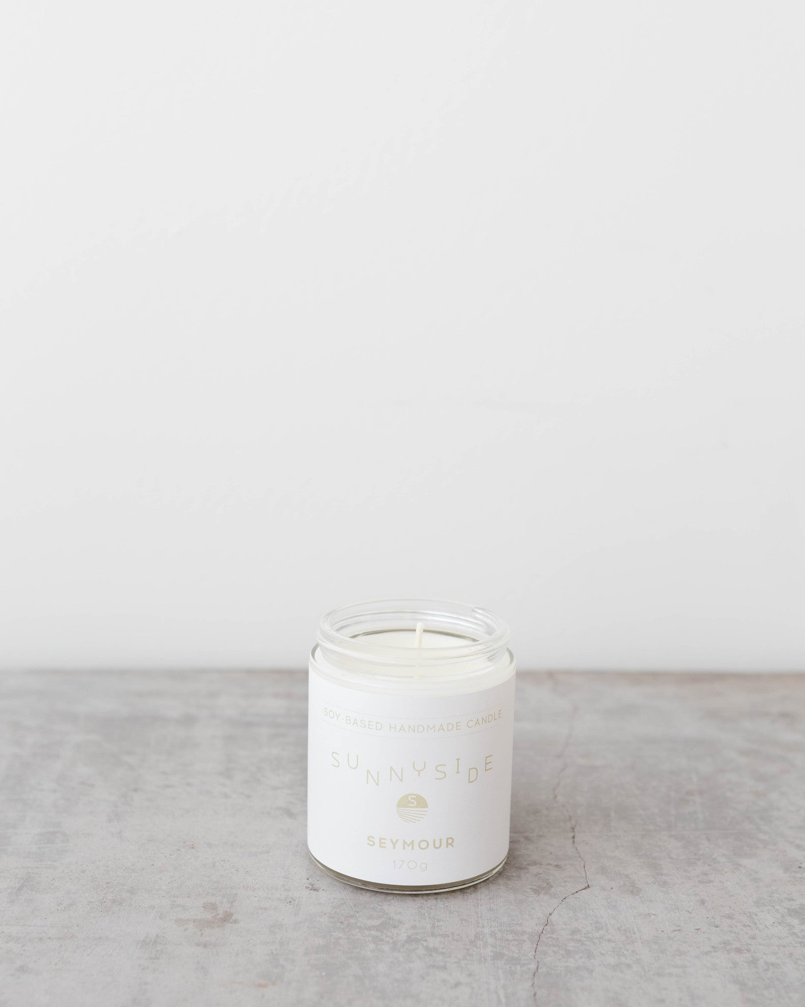 Sunnyside 'Seymour' Soy Candle