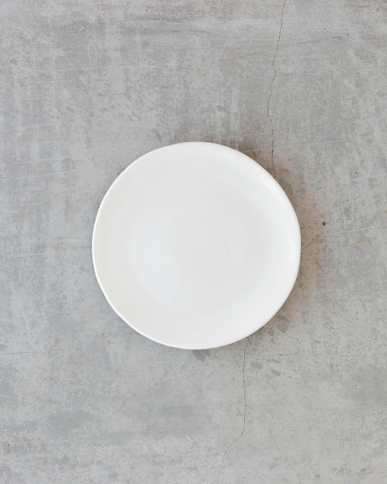 Dahlhaus Small White Plate