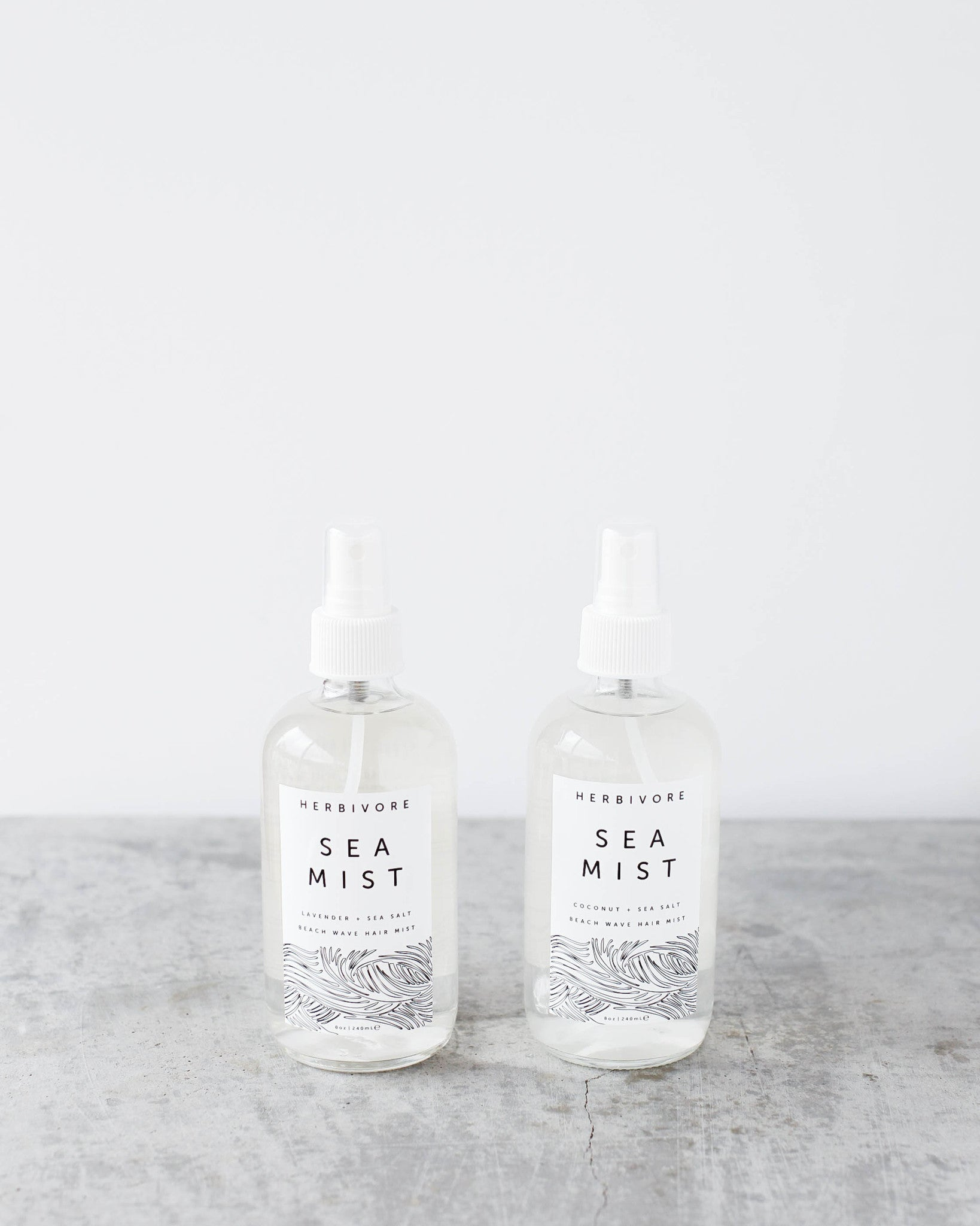 Herbivore Botanicals Coconut Sea Mist Hair Mist