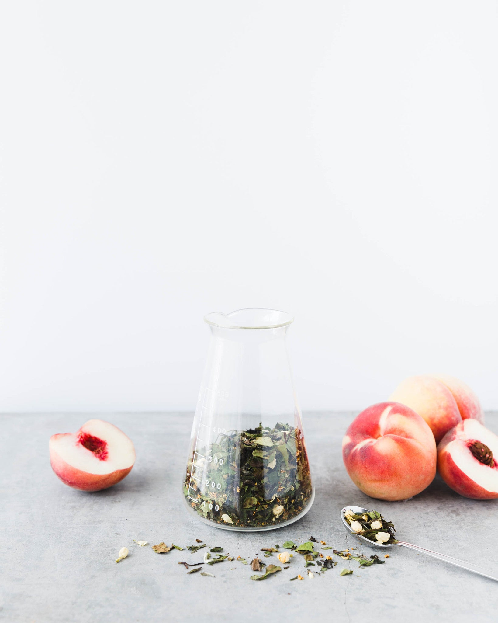 Organic White Peach Tea