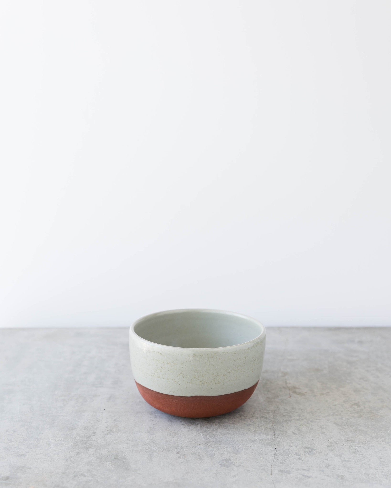 Kalika Bowlby Nest Collection Small Bowl in Grey