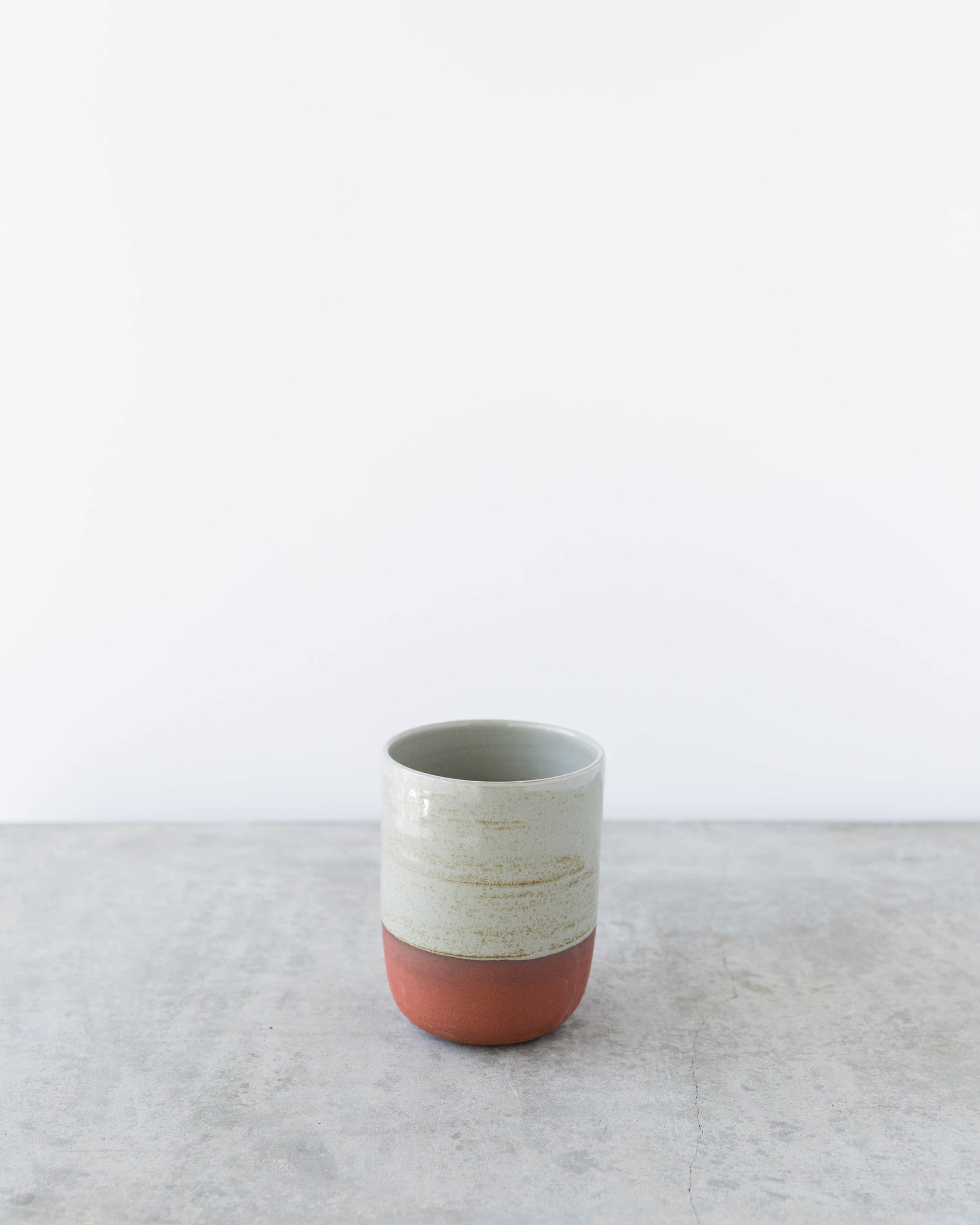 Kalika Bowlby Nest Collection Cup in Grey