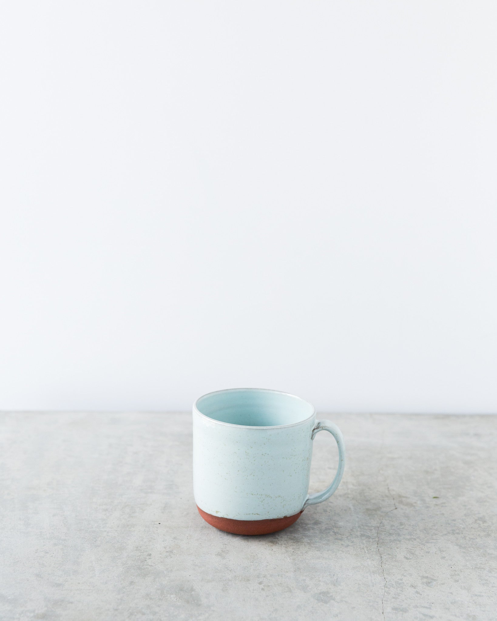 Kalika Bowlby Nest Collection Mug in Sky Blue