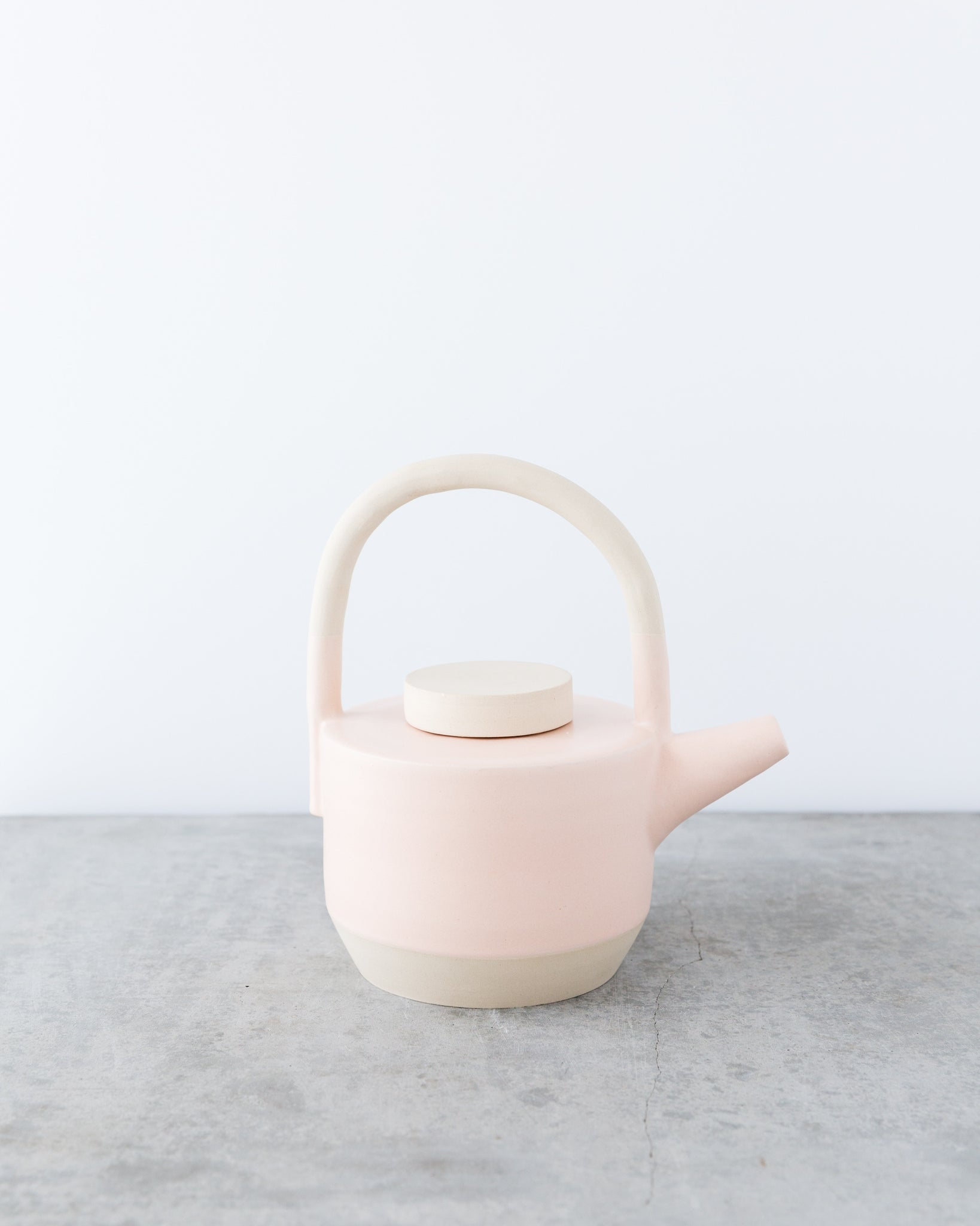 Mérida Anderson Teapot in Peach