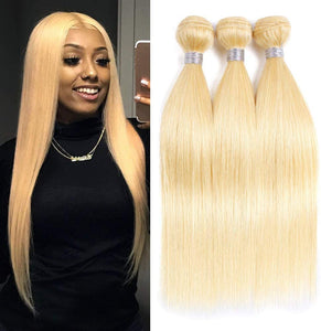 613 Platinum Blonde Straight Sale
