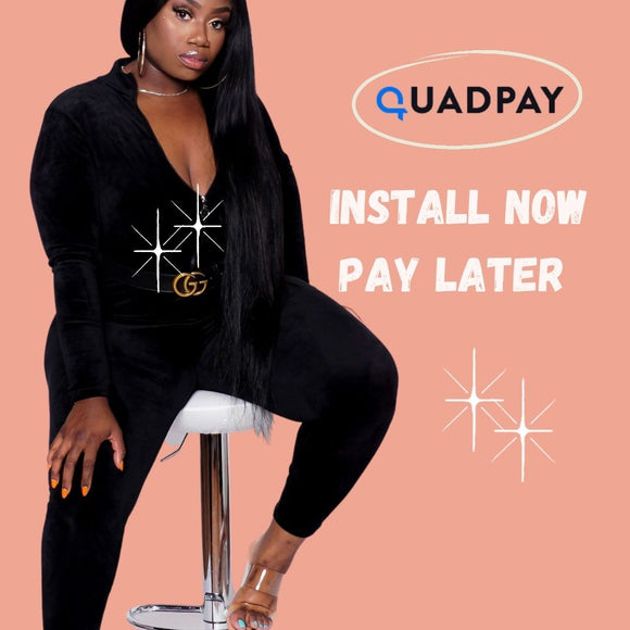 INSTALL NOW PAY LATER