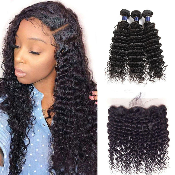 DEEP WAVE 3 Bundle + Frontal Deal