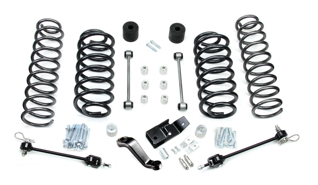 TJ 4 Inch Lift Kit W/Quick Disconnects 97-06 Wrangler TJ TeraFlex