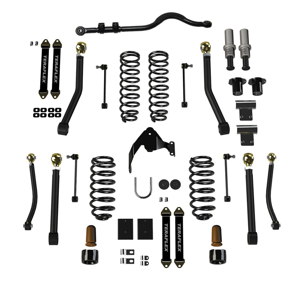 JK 4 Door Outback Suspension System 07-Pres Wrangler JK Unlimited TeraFlex