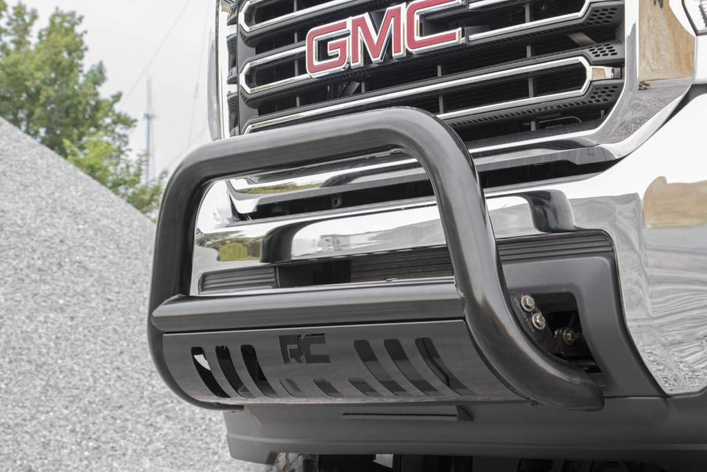 11-16 Silverado 2500 HD  Black Bull Bar