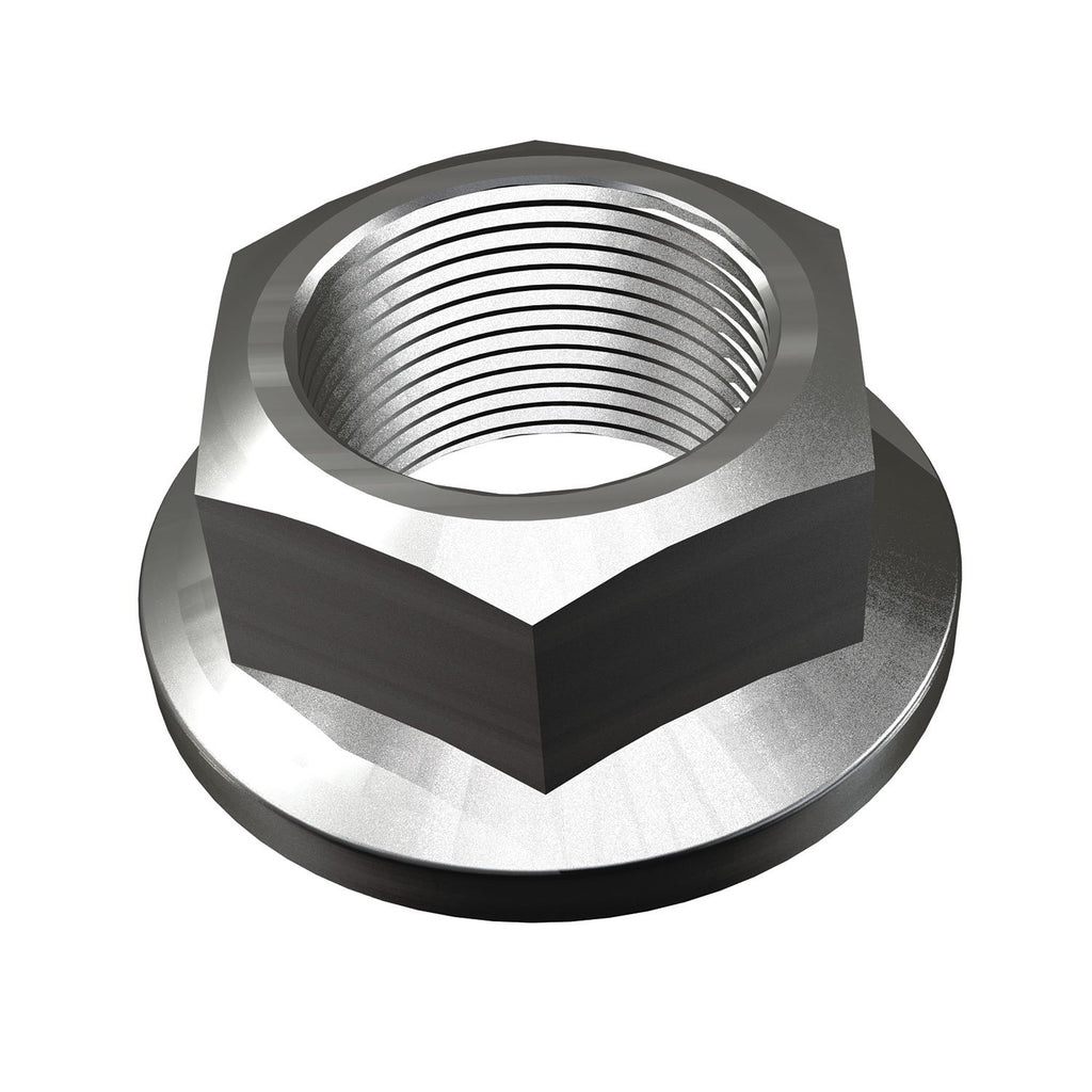 231 Short Shaft Output Yoke Nut TeraFlex