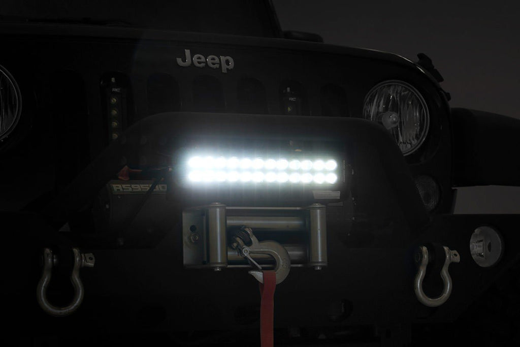 12-inch Black Series Dual Row CREE LED Light Bar