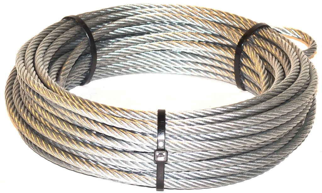 Warn 68851 Winch Rope with Wire Rope