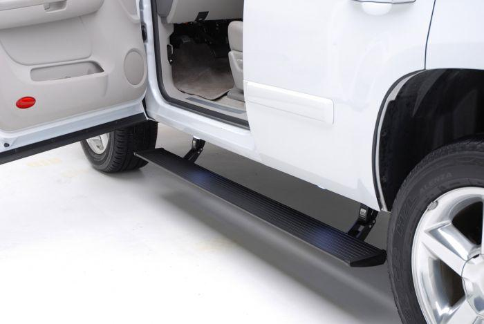 2019 Chevrolet/GMC Silverado/Sierra 1500 AMP Research 76254-01A PowerStep Electric Running Boards Plug N' Play System