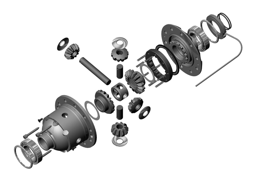 ARB RD216 Differential