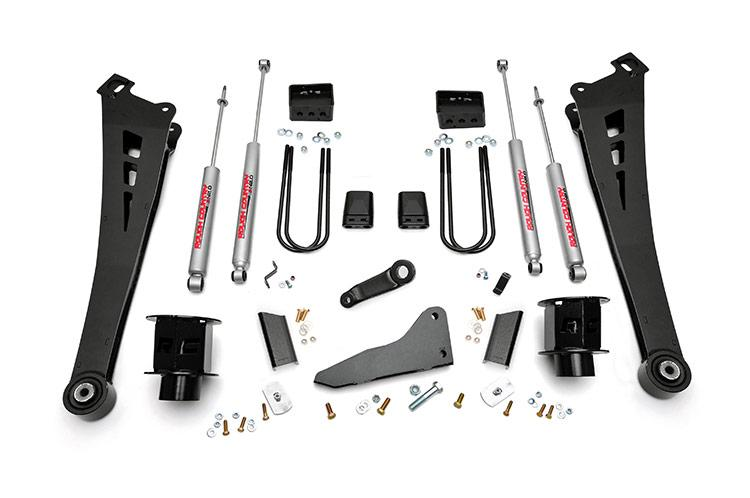 2013-2015 Ram 3500 4WD 5-inch Suspension Lift Kit