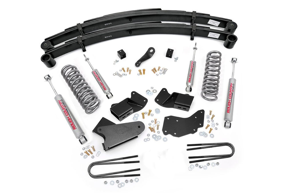4-inch Suspension Lift System Rough Country 440.2