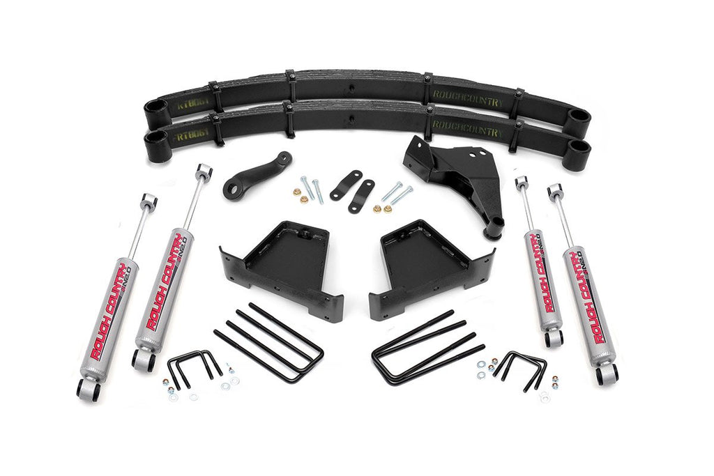 2000-2005 Ford Excursion 4WD 5-inch Suspension Lift Kit