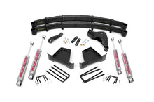 Load image into Gallery viewer, 2000-2005 Ford Excursion 4WD 5-inch Suspension Lift Kit