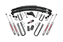 Load image into Gallery viewer, 1999 Ford F-250 F-250 Super Duty 4WD 6-inch Suspension Lift Kit