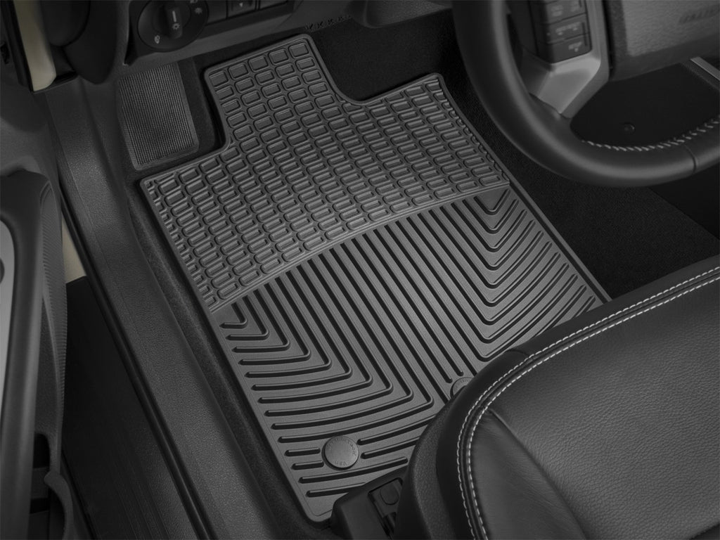 2013-2015 Ford Fusion,MKZ WeatherTech W295 Front Floor Mat Set