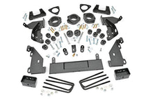 Load image into Gallery viewer, 14-18 Silverado 1500 / 14-17 GMC Sierra 1500  3.75-inch Suspension & Body Lift Combo Kit