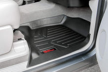 Load image into Gallery viewer, 14-18 Silverado 1500  Heavy Duty Floor Mats - Front & Rear Combo (Double Cab Models)