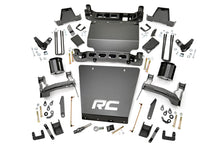 Load image into Gallery viewer, 2014-2017 GMC Sierra 1500 Denali 4WD 7-inch Denali Magneride Suspension Lift Kit