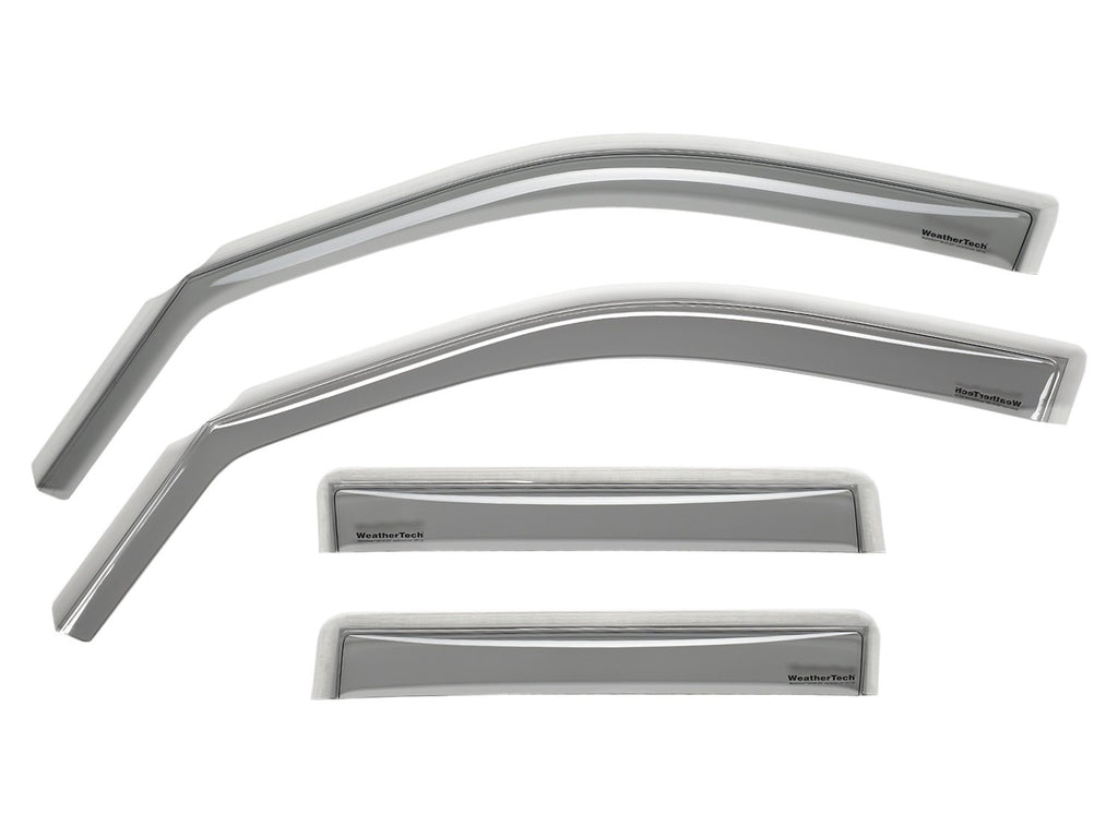 2000-2006 Mercedes-Benz S350,S430,S500,S55 AMG,S600,S65 AMG WeatherTech 72274 Front & Rear Side Window Vent