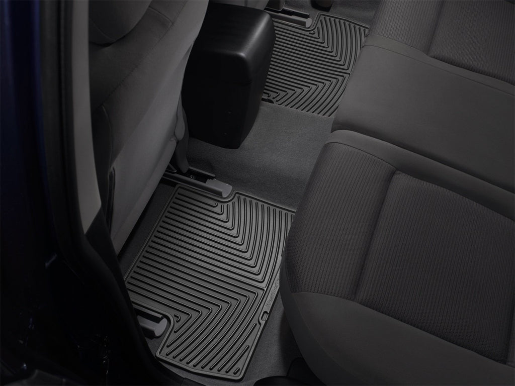 2010-2014 Ford Taurus WeatherTech W273 Rear Floor Mat Set