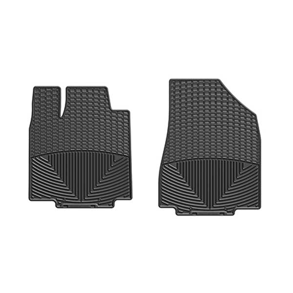 2009-2011 Ford Focus WeatherTech W98 Front Floor Mat Set