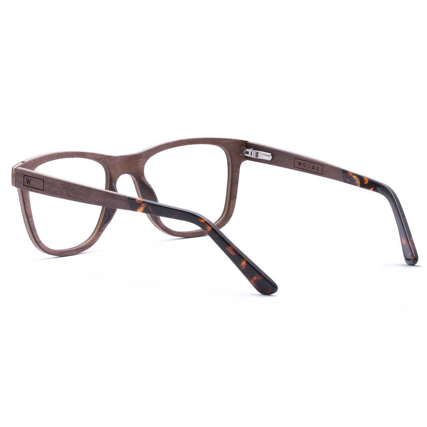 Wood Optical Glasses | Woodz Carter Nut