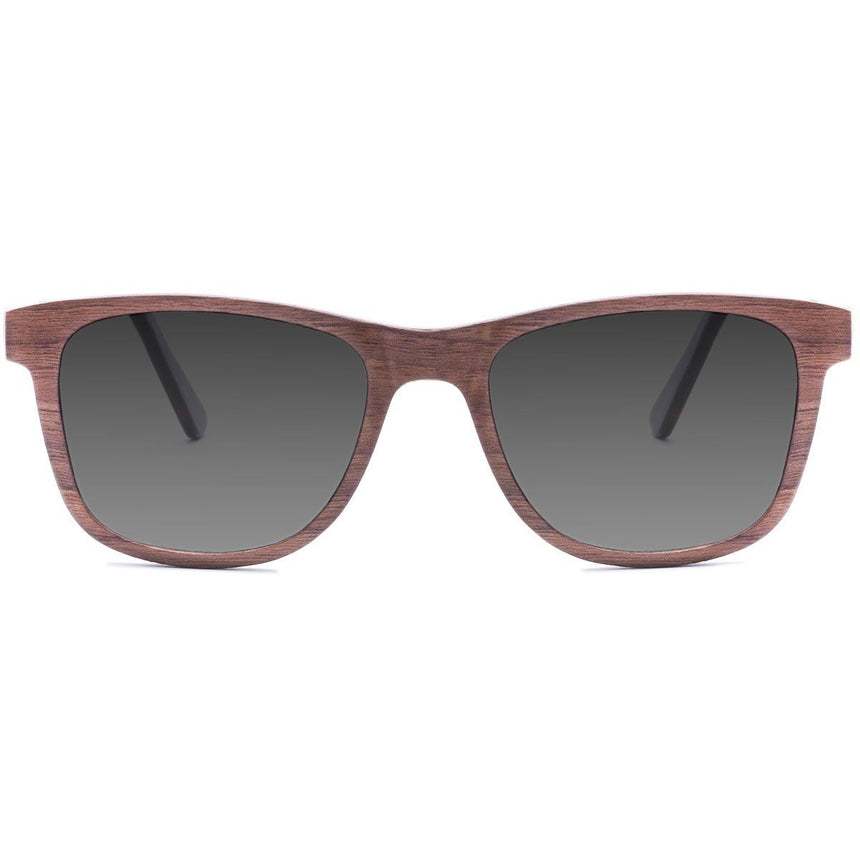 Wood Sunglasses | Woodz Carter Nut