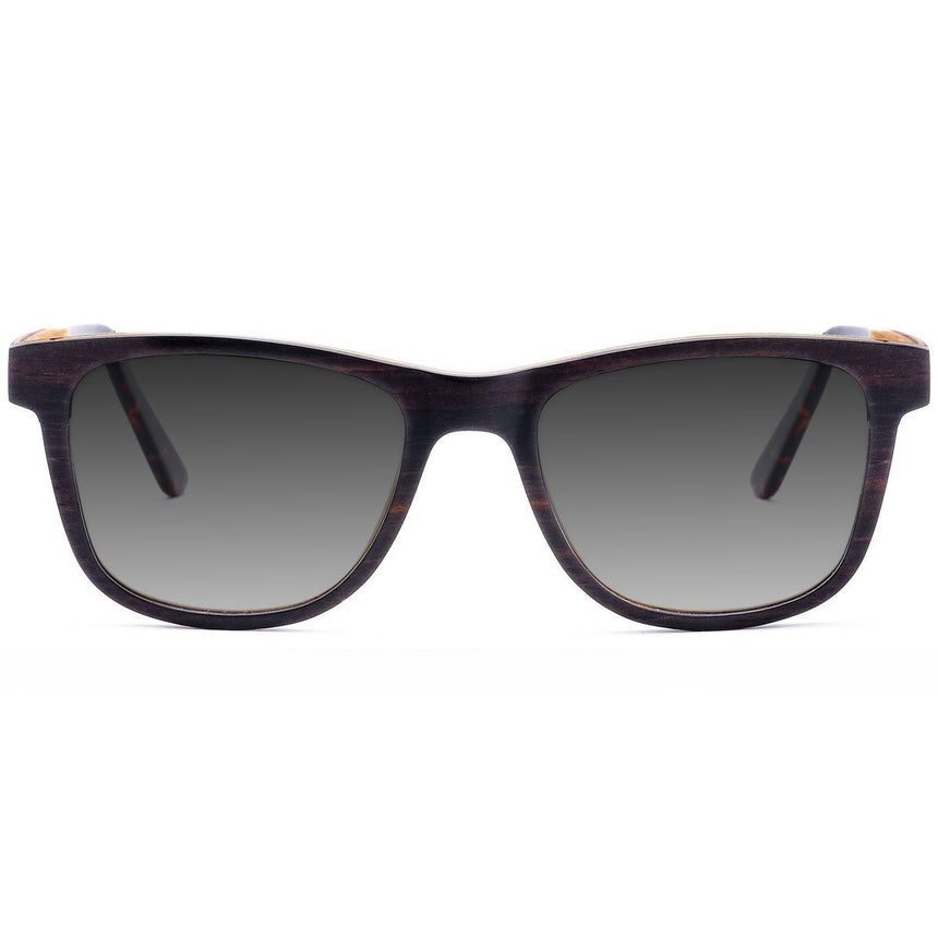 Wood Sunglasses | Woodz Carter Dark