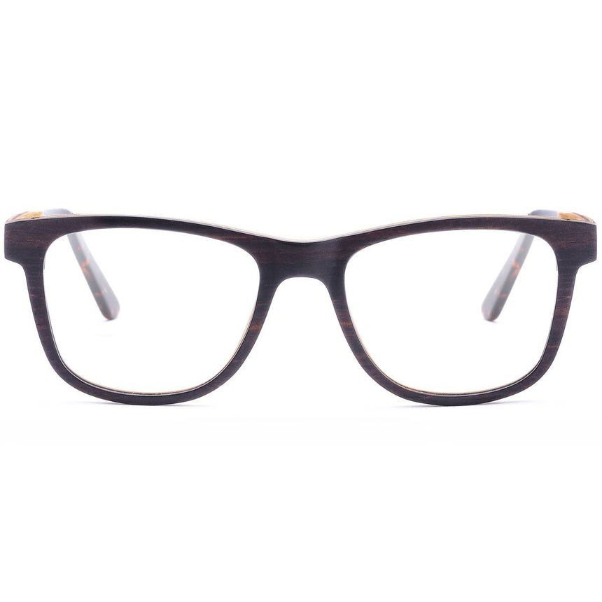 Wood Optical Glasses | Woodz Carter Dark