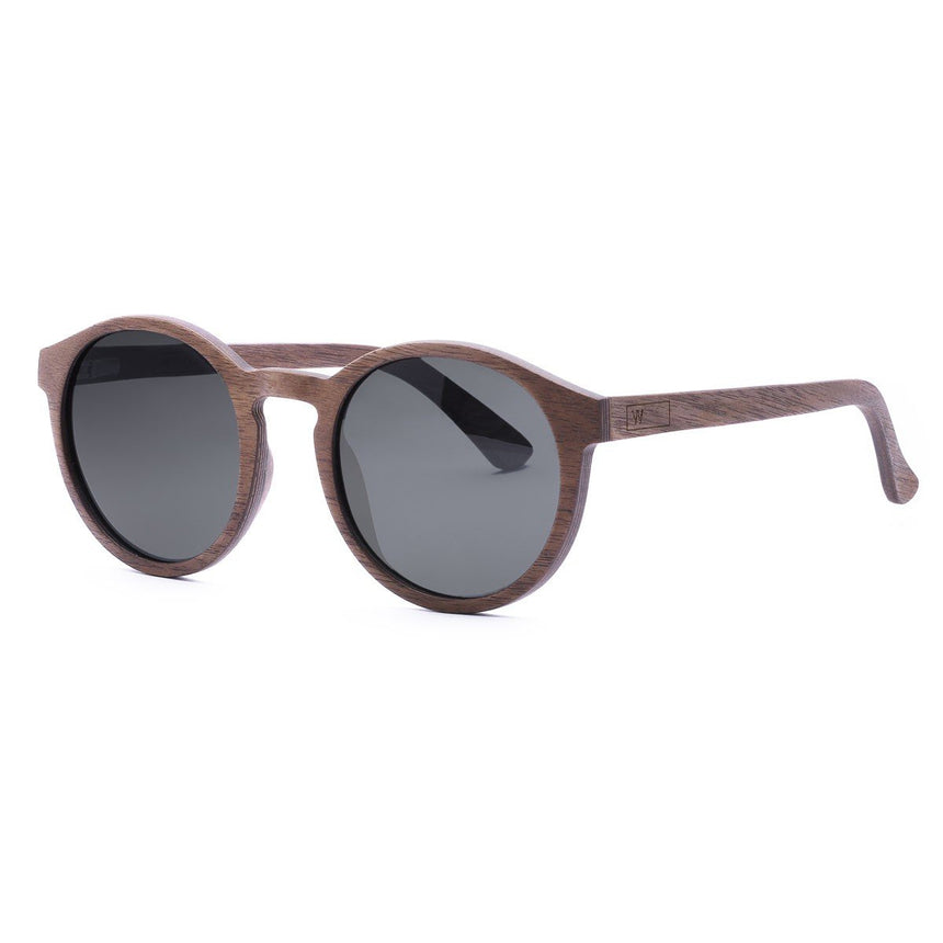 Wood Sunglasses | Woodz Elli Nut | Roma Nut