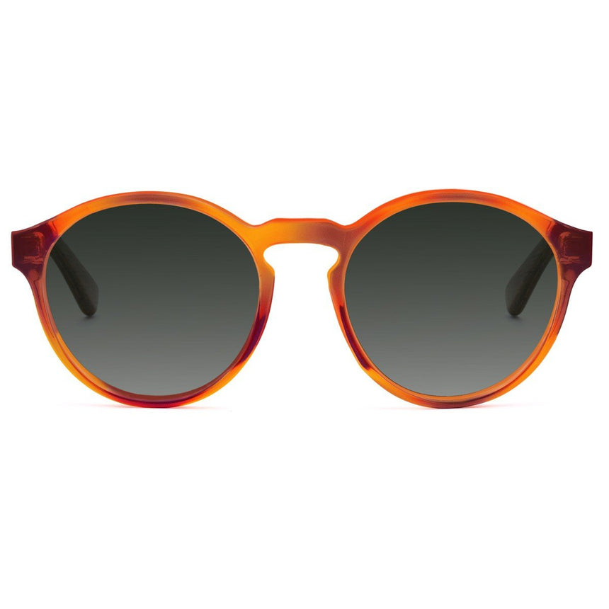 Acetate & Wood Sunglasses | Woodz Elli Havana