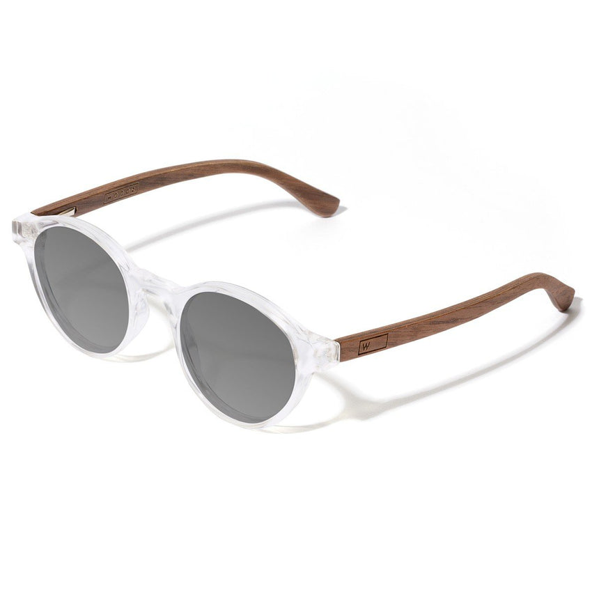 Acetate & Wood Sunglasses | Woodz Nino Cristal