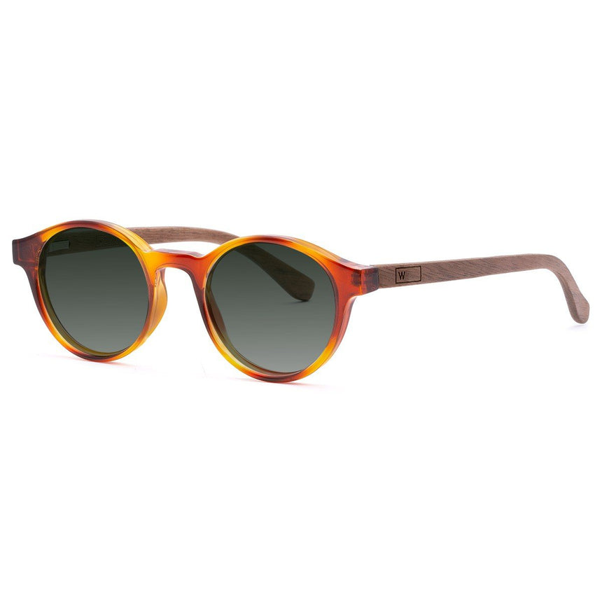 Acetate & Wood Sunglasses | Woodz Nino Havana