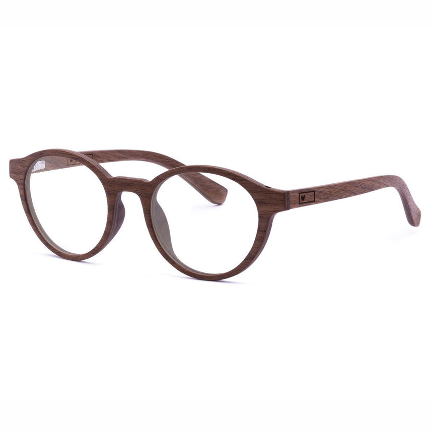 Wood Optical Glasses | Woodz Nino Nut