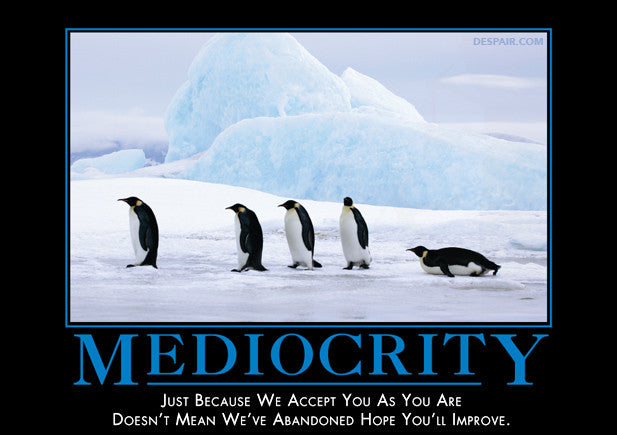Home / Products / Mediocrity-Penguins
