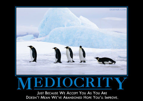 Mediocrity-Penguins